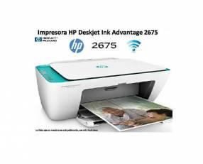 Impresora HP 2675 multifunción