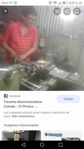 Tornería electromecánica