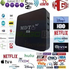 Tv box 4gb de ram