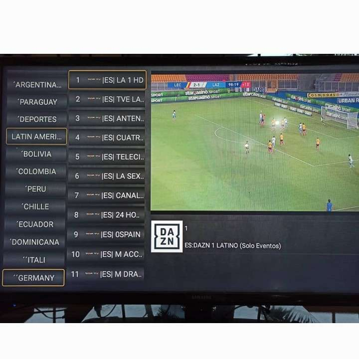 Tv box 4gb de ram - 2