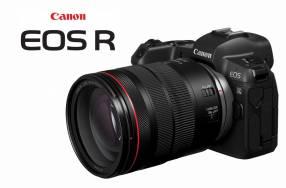 Cámara Canon EOS R Kit 24-105mm