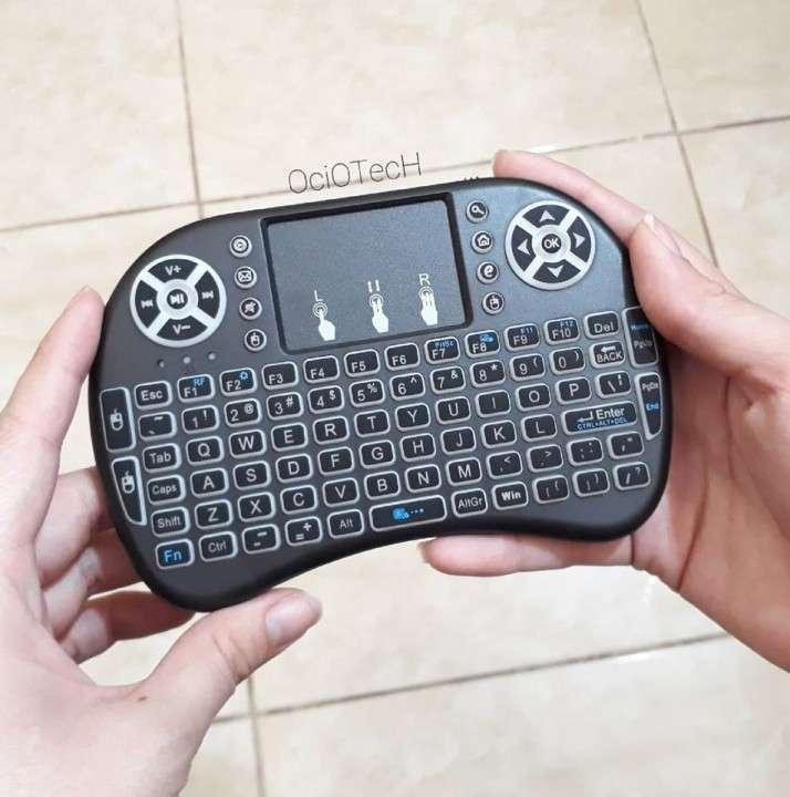 Mini teclado inalambrico - 0