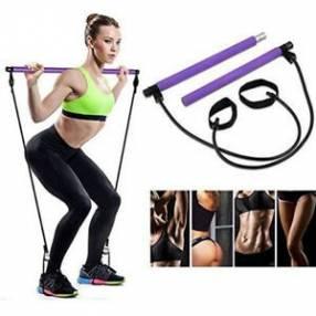 Barra de resistencia para ejercicios