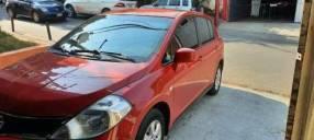 Nissan Tiida 2011 Hatch 1.6 automático full de Cuevas Hnos