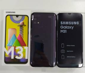 Samsung Galaxy M31 Dúos de 128 gb