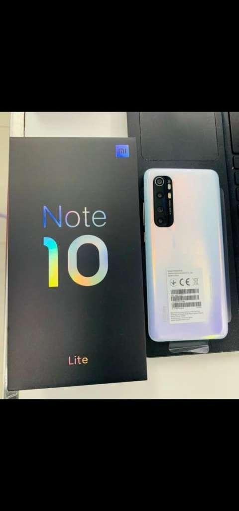 Xiaomi MI Note 10 Lite de 128 gb