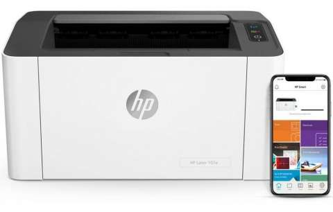 Impresora HP láser 107w monocromática 4ZB78A