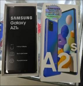 Samsung Galaxy A21s de 64 gb