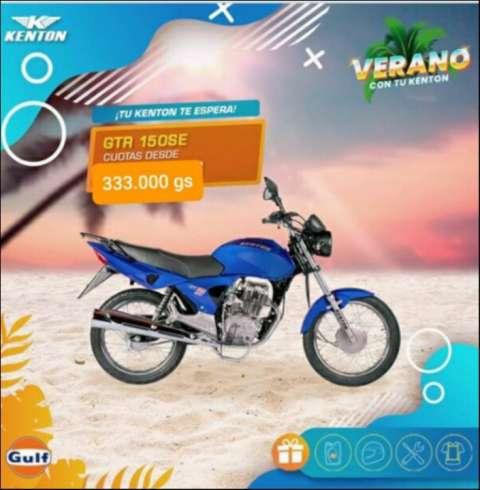 Moto kenton GTR 150 SE
