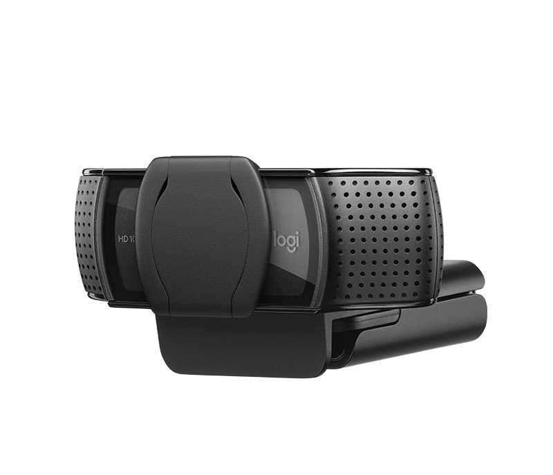 Webcam Logitech C920S Pro Full HD - 3