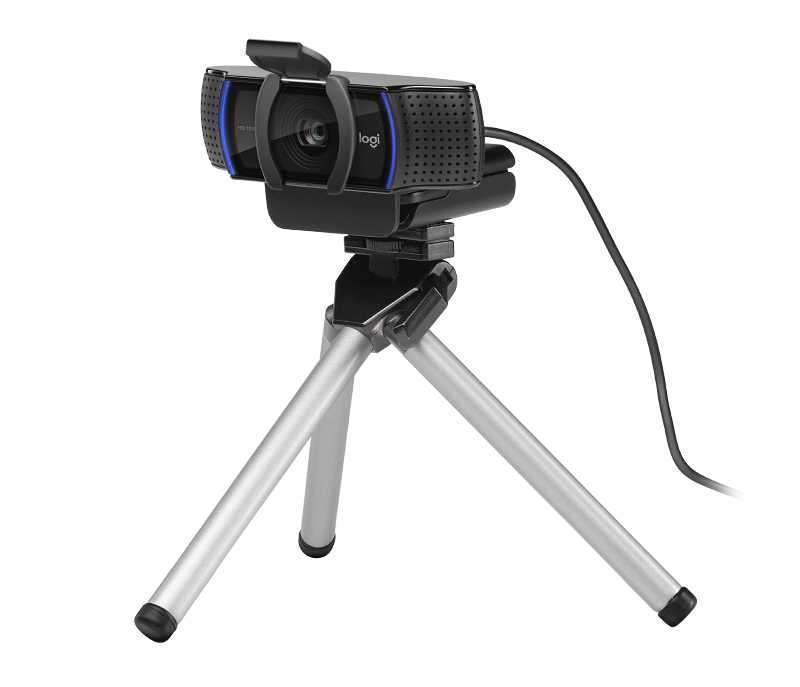 Webcam Logitech C920S Pro Full HD - 4