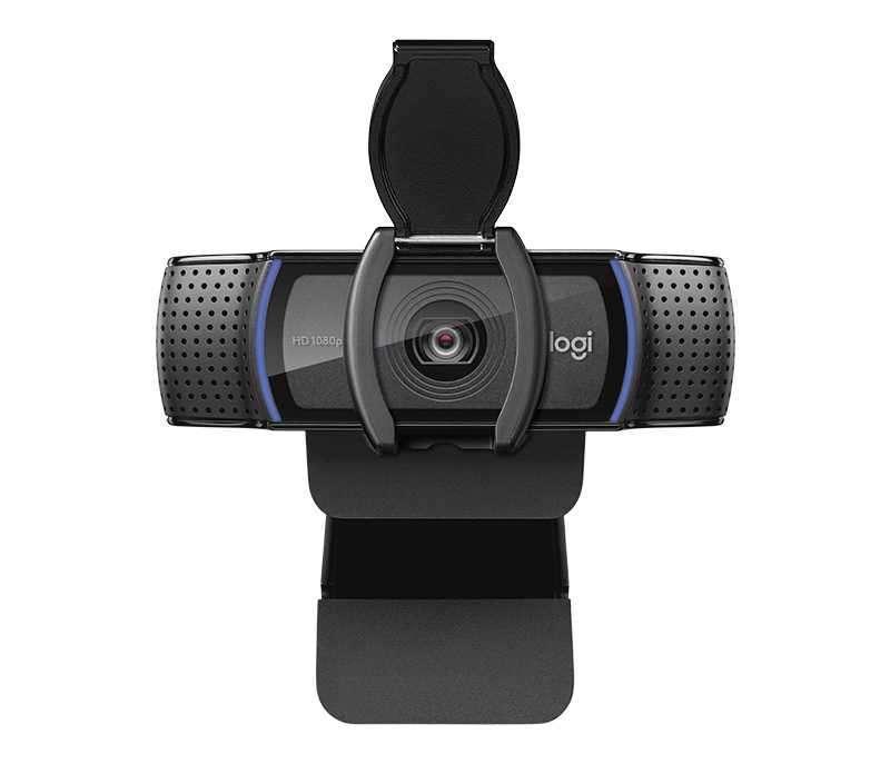 Webcam Logitech C920S Pro Full HD - 0