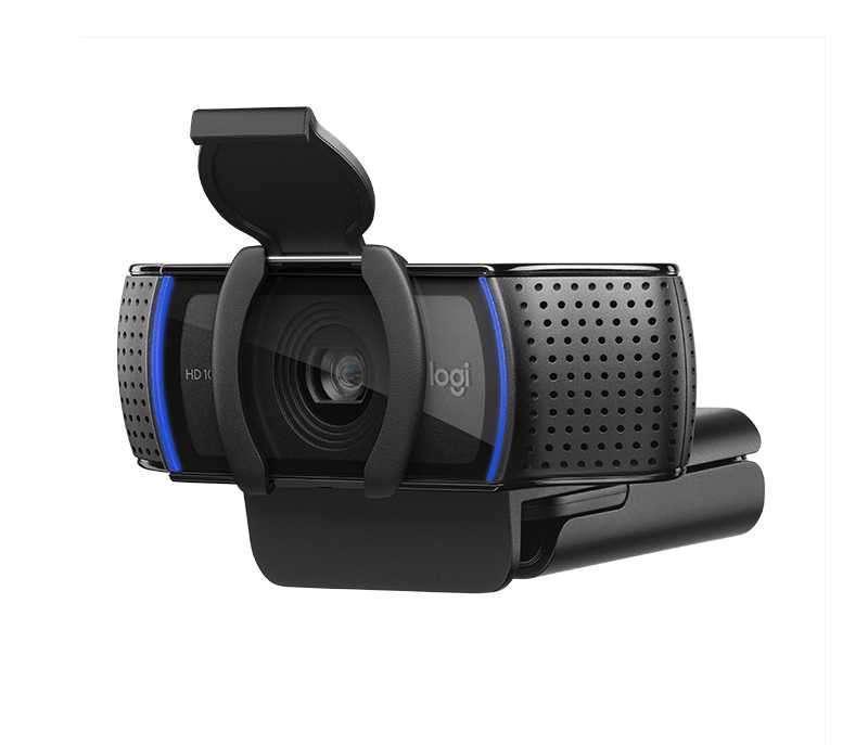 Webcam Logitech C920S Pro Full HD - 2