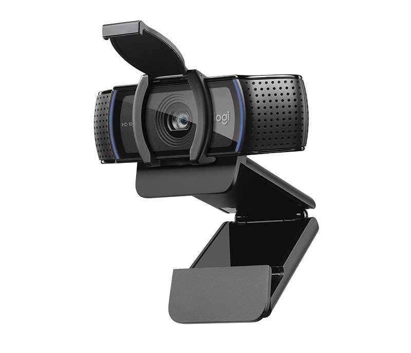 Webcam Logitech C920S Pro Full HD - 1