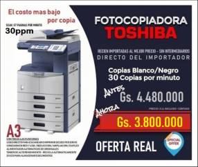 Fotocopiadora toshiba