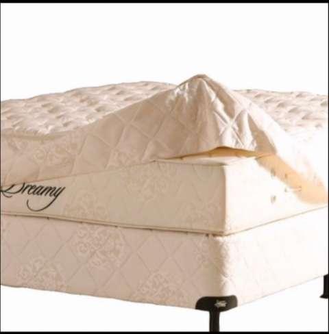 Cobertores para sommier