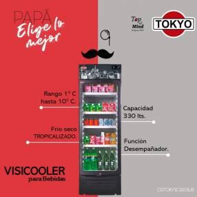Visicooler para bebidas Tokyo