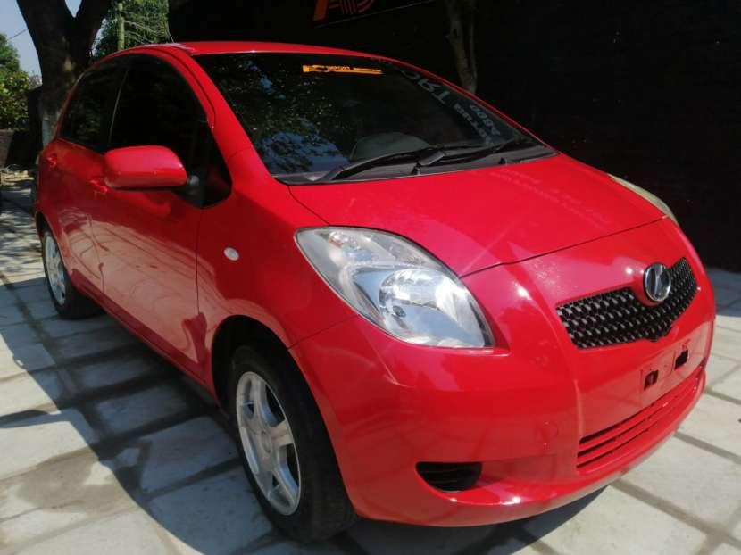 Toyota Vitz 2005 - 0