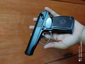 Pistola aire comprimido co2 full metal