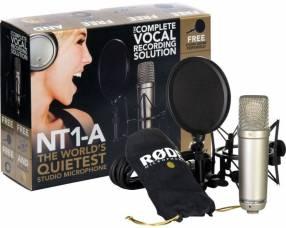 Microfono de Condensador | Rode NT1-A