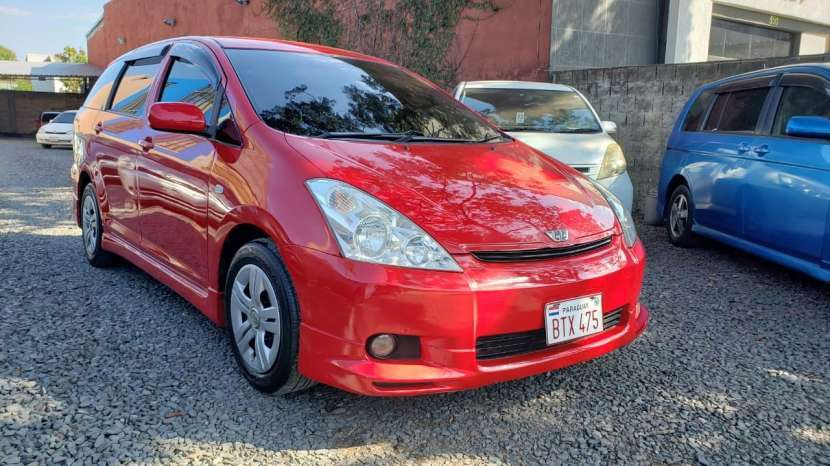 Toyota Wish 2003 motor 1800 naftero automático 4x2 - 2