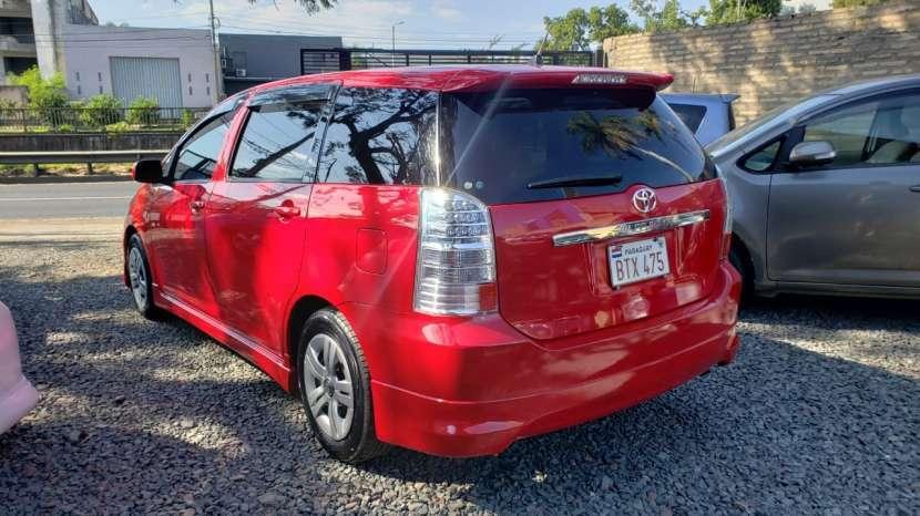 Toyota Wish 2003 motor 1800 naftero automático 4x2 - 4