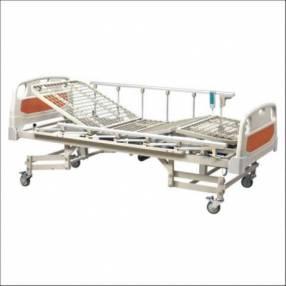Alquiler cama hospitalaria eléctrica de 5 movimientos colchón incluido
