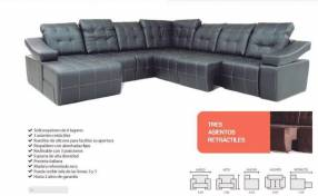 Sofa esquinero abba