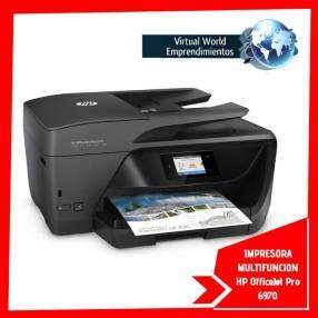 Impresora todo en uno HP OfficeJet Pro 6970