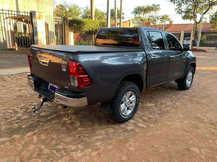 Toyota Hilux 2016 - 4