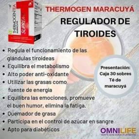Control de peso thermogentea