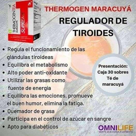 Control de peso thermogentea - 0