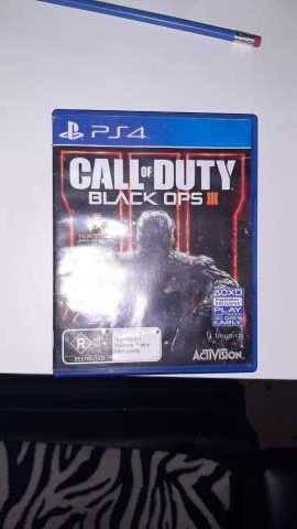 Call Of Black OPS 3 para PS4