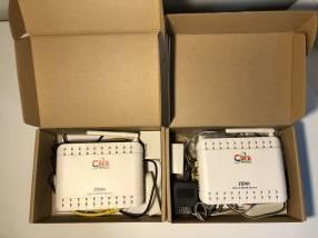 Router ZTE (ZXV10 w300 series)