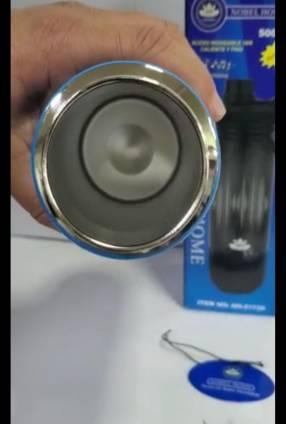 Termito Inoxidable MP3