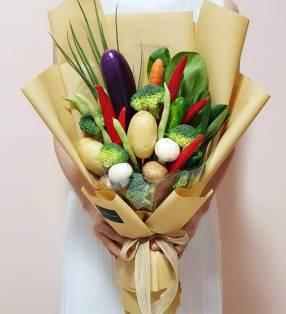 Ramos de verduras