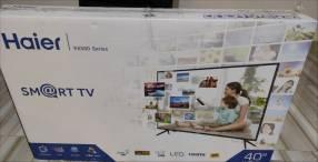 Smart TV Haier de 40 pulgadas