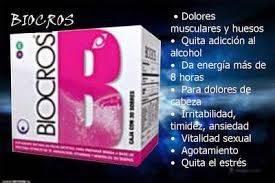 Energizante Biocros 30 sobres
