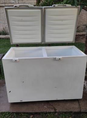 Congeladora Electrolux 420 lts