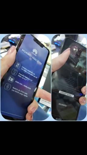 Huawei Mate 20 lite nuevo en caja