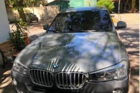 BMW X3 2017 motor 2.0 turbo diésel automático
