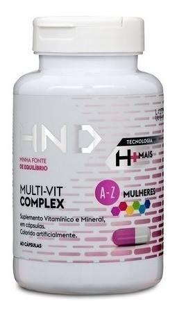Multivitamina femenino HND