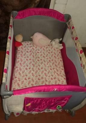 Cuna baby seat y cochecito