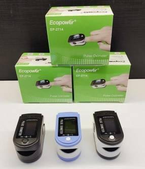 Oxímetro saturómetro digital de pulso Ecopower