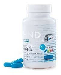 Multivitaminas HDN para hombre