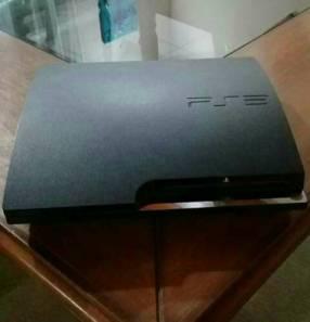 PlayStation 3 con 39 juegos grabados