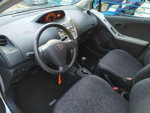 Toyota Vitz 2010 motor 1300 naftero automático - 6