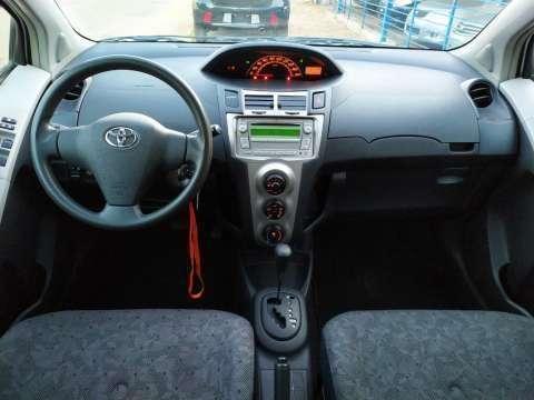 Toyota Vitz 2010 motor 1300 naftero automático - 8