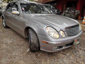 Mercedes Benz E320 CDI 2005 Versión Americana