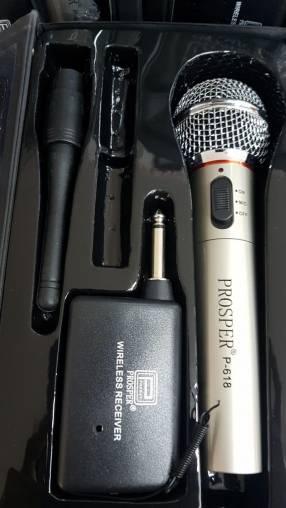 Micrófono Prosper